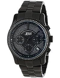 "JBW Men's JB-6229-C ""Vixen"" 1.70 Carat Chronograph Diamond Watch"