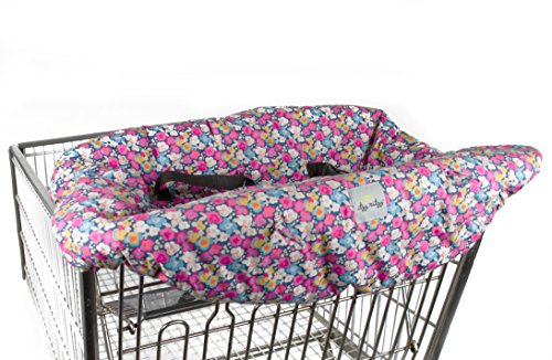 itzy-ritzy-sitzy-shopping-cart-and-high-chair-cover-posy-pop-multi