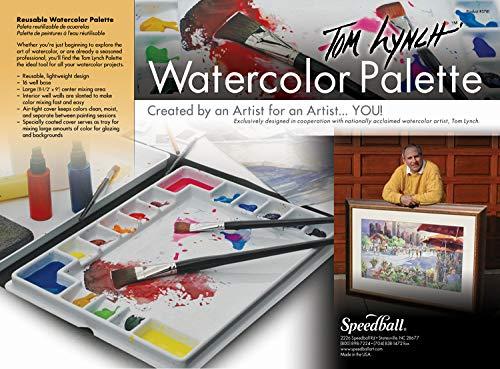 Speedball SPD-5781 Watercolor Palette Lynch