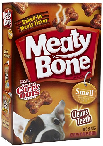 - Meaty Bone Small Bone - 22.5 oz