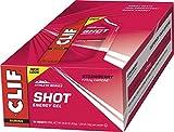 Clif Shot Energy Gel Strawberry 24-1.2 oz (34g) packets