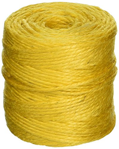 (75 Yard Coated Yellow Jute)