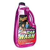 Meguiar's Deep Crystal Car Wash Soap, 2 Qt - G10464