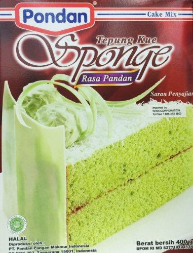 pondan cake mix - 2