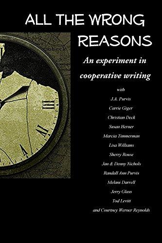 Amazon.com: All the Wrong Reasons eBook: J.A. Purvis: Kindle ...