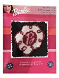 Barbie Crochet Flower Fun Latch Hook Kit