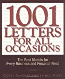: 1001 Letters For All Occasions: The Best Models for Every Business and Personal Need