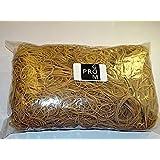 Progom-Elastiques-80(Ø50)mmx1.7mm-blond-sac de 1kg