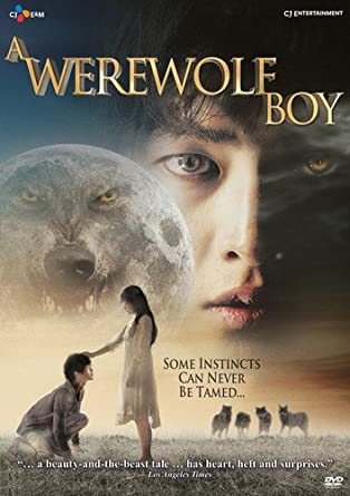 Image result for a werewolf boy