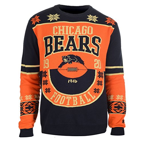 Chicago Bears Christmas Sweater Bears Holiday Sweater
