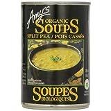 Amy'S Kitchen Organic Split Pea Soup, 398 ml