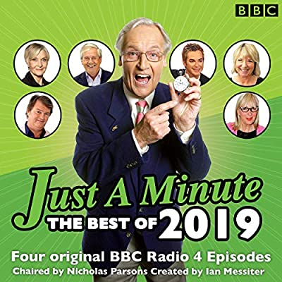 Just a Minute: Best of 2019: Four Episodes of The Much-Loved