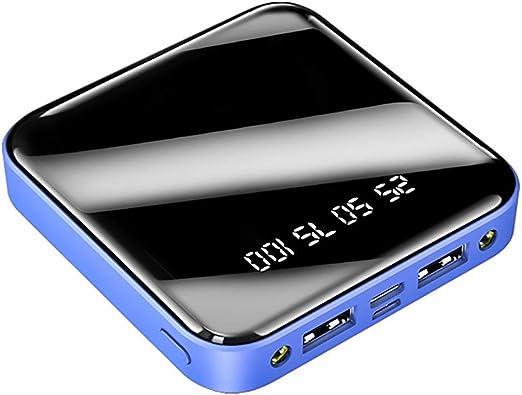Dark Area - Batería Externa de 20000 mAh, Gran Capacidad, Cargador ...