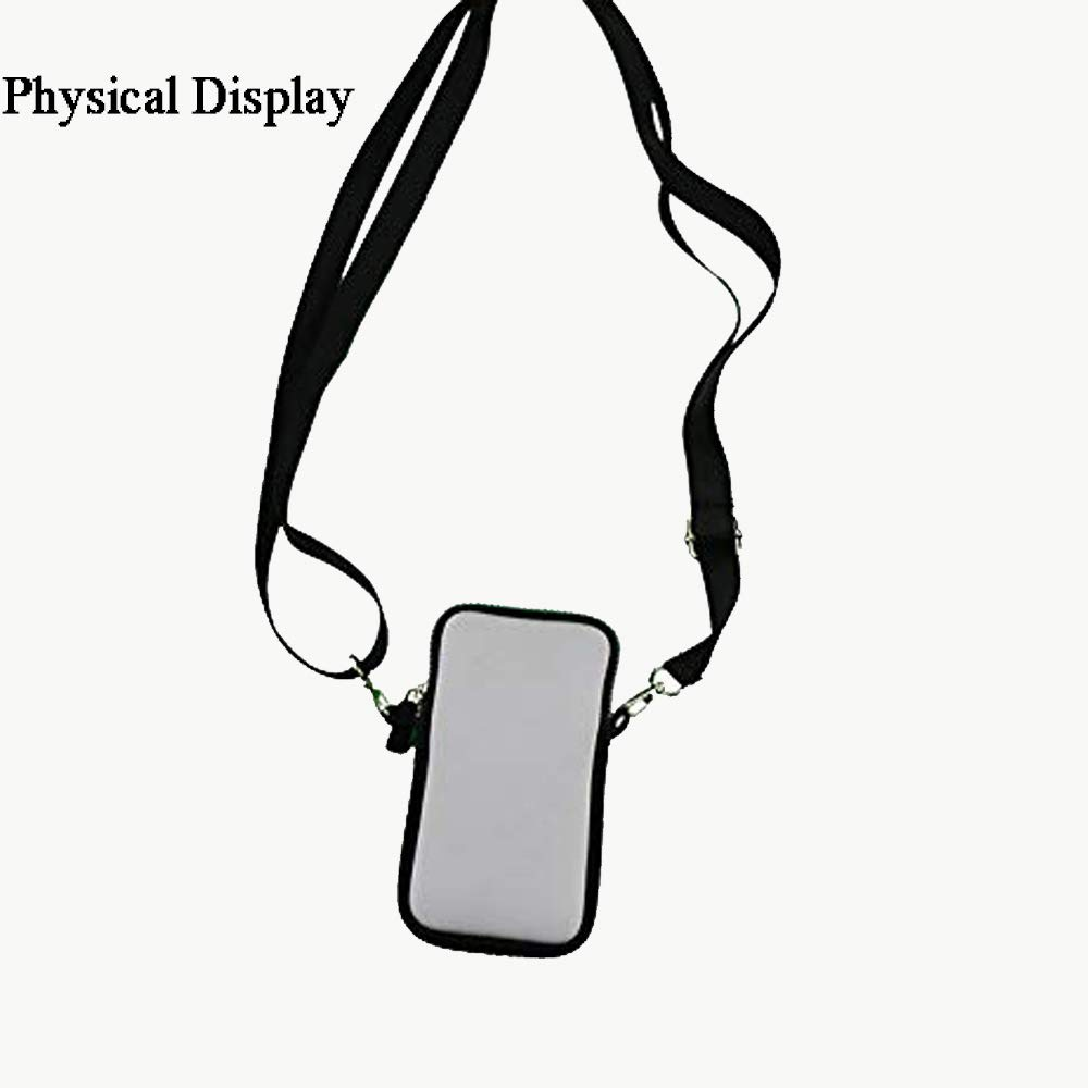 Cell Phone Purse Small Crossbody Bag Smartphone Wallet Phone Holder For Women Girls African American Lovers Abstract Graffiti Print