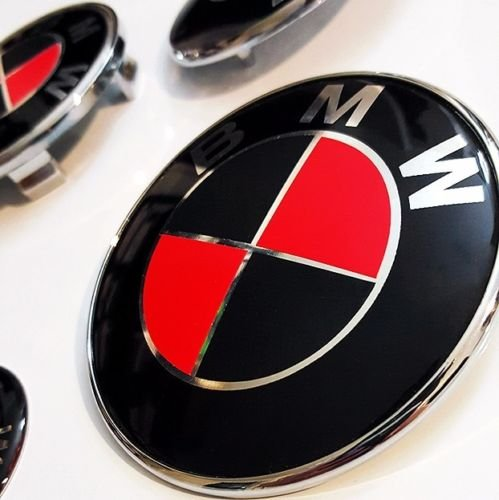 Amazon Matte Black And Matte Red Sticker Overlay Vinyl For All