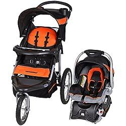 Orange Jogging Strollers