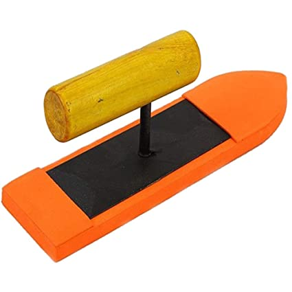 Sponge Float Trowel 9 Inch With Wood Handle Cement Masonry Tools