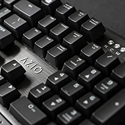 Azio Backlit Mechanical Gaming Keyboard (MGK1)