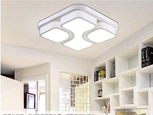 Moderna lampada da soffitto moderno minimalista ferro lampada