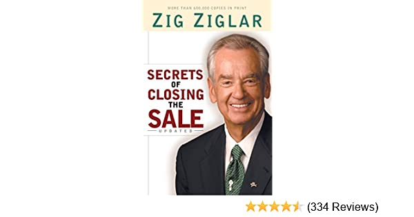Ebook zig download ziglar the closing sale