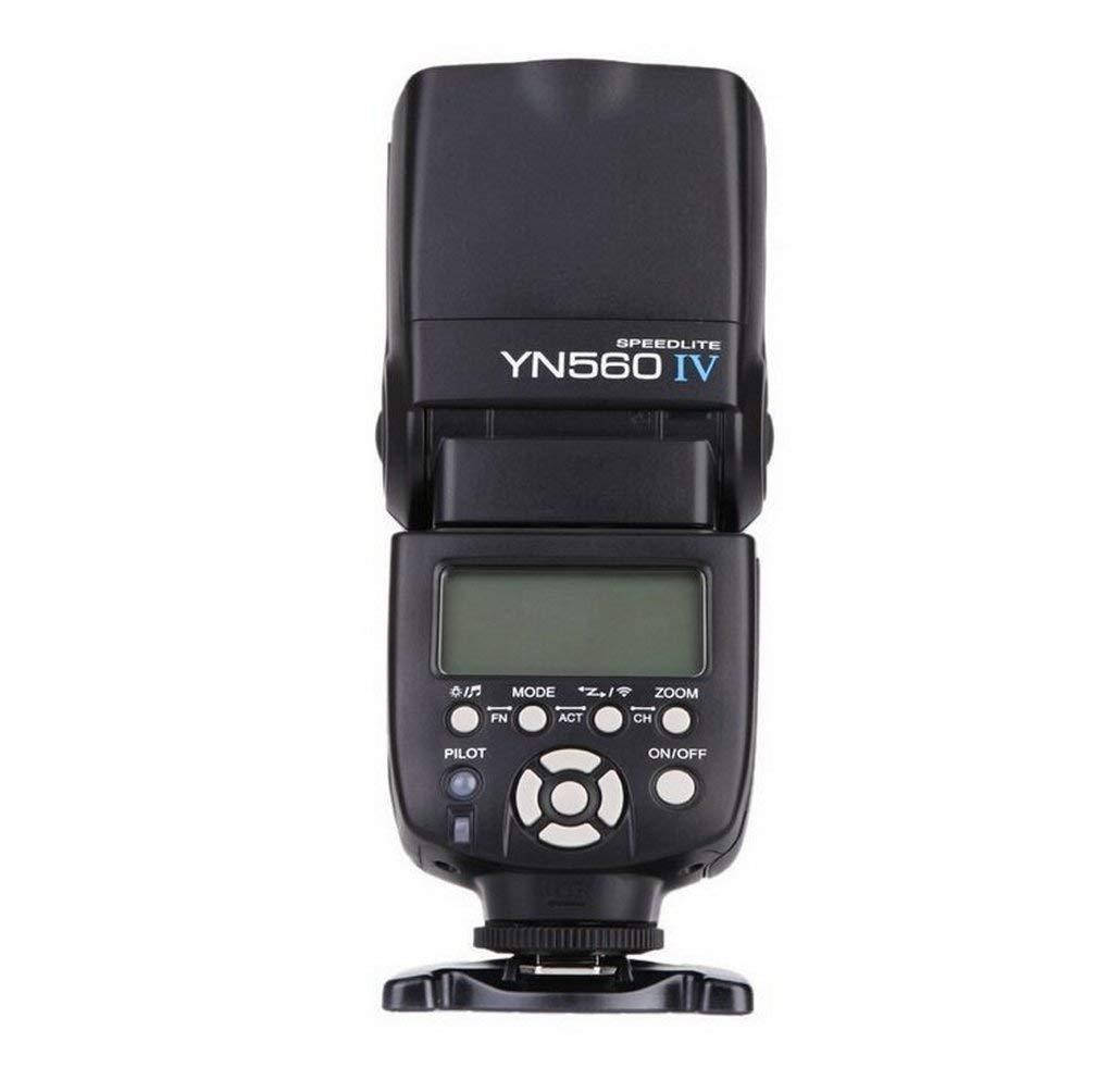 YONGNUO製 YN-560 IVフラッシュスピードライト、Canon Nikon Pentax Olympus一眼レフカメラに対応。   B00PIIRO1C