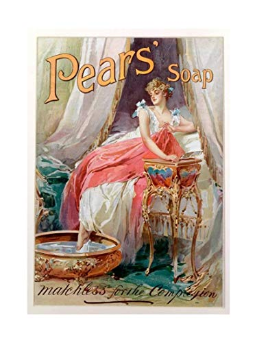ArtEdge Advertisement for 'Pears' Soap', 1898, Giclee Print, 18 x 24 in