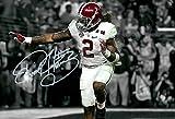 "Derrick Henry ""Heisman Pose"" Autograph Replica Poster - Alabama Crimson Tide"