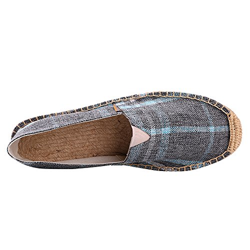 Product image of Alexis Leroy Checked Canvas Women Espadrilles