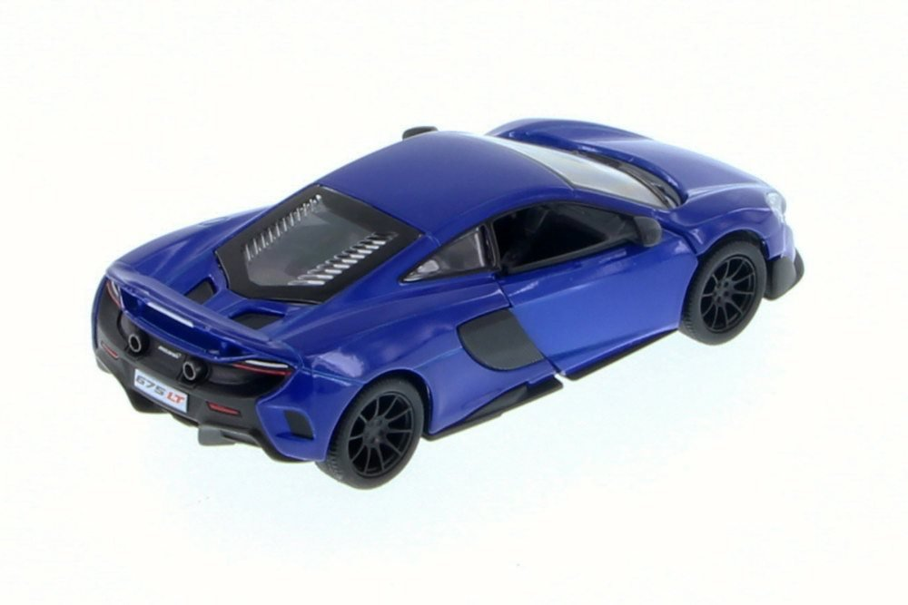 Amazon.com: McLaren 675LT, azul – Kinsmart 5392D – 1/36 ...