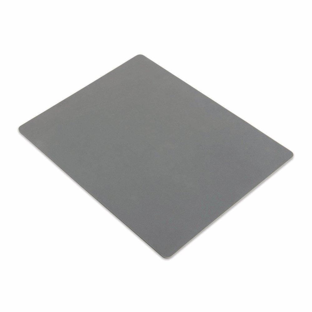 Gummi 18,7x14,7 cm grau 22.4 x 16 x 0.2 cm Rayher Sizzix Pr/ägematte SB-Beutel 1 St/ück