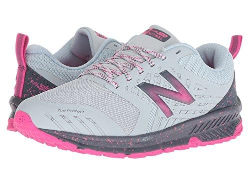 ペナルティペナルティ同化する[new balance(ニューバランス)] レディースランニングシューズ?スニーカー?靴 Nitrel Light Porcelain Blue/Gunmetal 5.5 (22.5cm) B - Medium