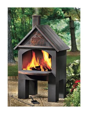 Swell Chimineas Amazon Com Home Interior And Landscaping Ologienasavecom
