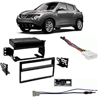 Fits Nissan Juke 2011-2014 Multi DIN Harness Radio Dash Kit - High Gloss