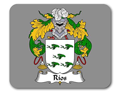 Del Rio Coat (Rios Coat of Arms Mousepad)
