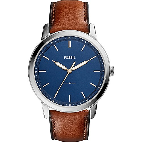 Fossil The Minimalist Three-Hand Watch