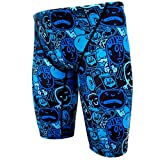 Flow Funky Swim Jammers - Jammer Swimming Shorts in Boys Size 24 to 30 with Eight Radical Swimsuit Designs to Choose from