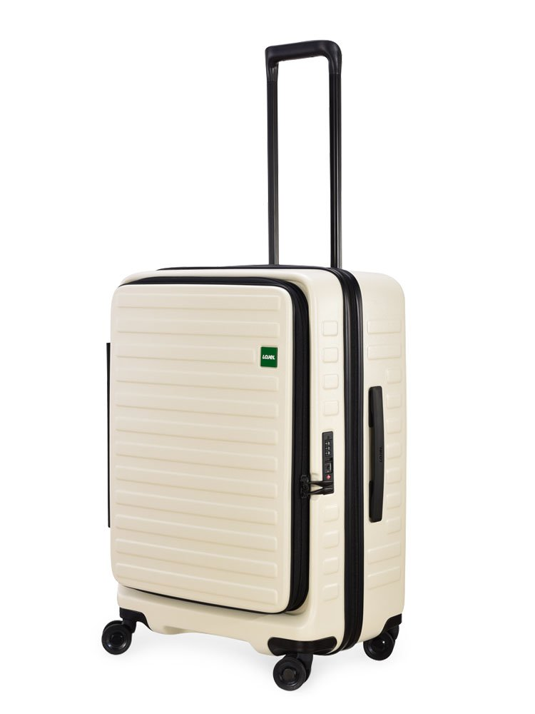 (ロジェール) LOJEL スーツケース CUBO-M 62cm B0744HDYFW オフホワイト オフホワイト
