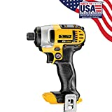 Dewalt DCF885BR 20V MAX Cordless Lithium-Ion 1/4 in. Impact Driver (Bare Tool) (Certified Refurbished)