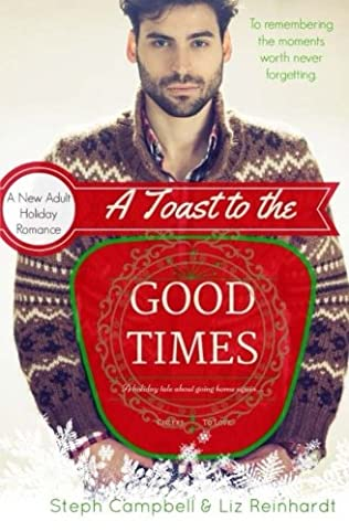 book cover of A Toast to the Good Times