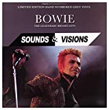 Bowie - Sounds & Visions: The Legendary Broadcasts - Limited Edition on Grey Vinyl [VINYL]