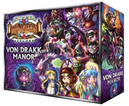 [UK-Import]Super Expansion Dungeon Expansion [UK-Import]Super Von Drakk Manor 240ade