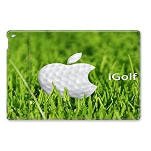 Apple Golf Standing Leather Smart Cover Case Exclusive for iPad mini Screen