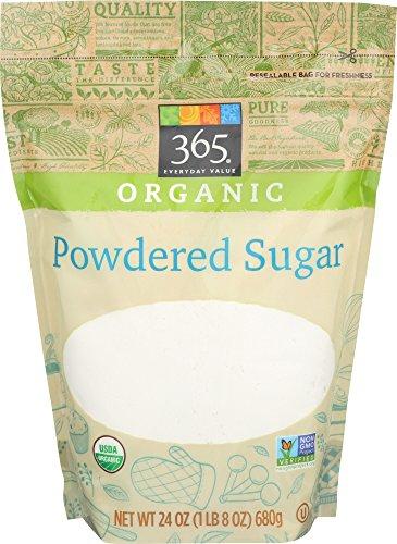 365 Everyday Value, Organic Powdered Sugar, 24 oz