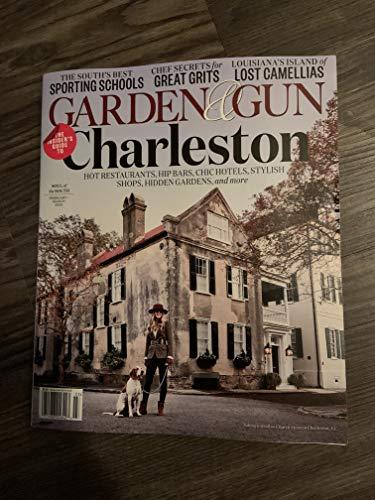 Garden & Gun Magazine (February/March, 2020) The Insider