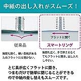 Kokuyo Campus Smart Ring Binder - B5-26 Rings