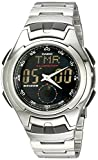 Casio Men's AQ160WD-1BV Ana-Digi Electro-Luminescent Sport Watch
