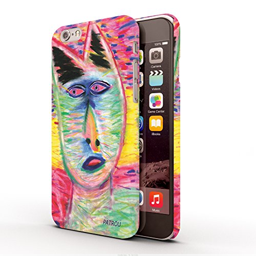 Koveru Back Cover Case for Apple iPhone 6 - Silent Girl