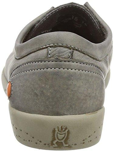 Softinos Women's Isla Washed Sneaker Beige (Taupe) 6qqZwXMFlt