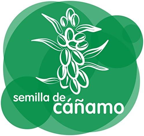 Energy Feelings Semilla de Cáñamo Ecológico - 4 unidades, 200 ...