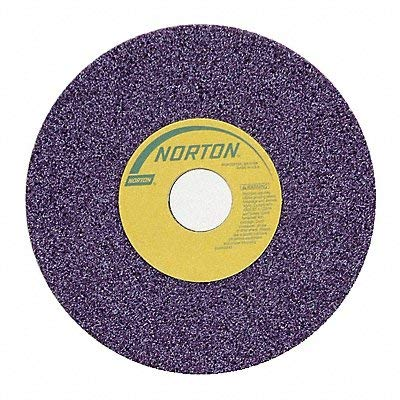Norton Toolroom Grinding Wheel 7x1x1-1/4in Blue